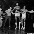 Wilt Chamberlain  - 1961年 費城勇士 vs 紐約尼克