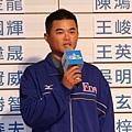 胡金龍回答現場媒體發問