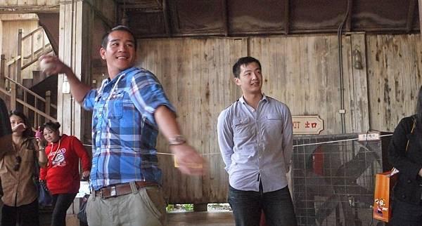 蔣智賢與球迷互尬棒球九宮格