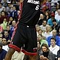 東區前場球員--LeBron James