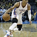 Russell Westbrook -- 40.9 %