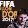 Lionel Messi 成為史上第一人