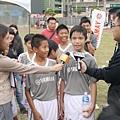 協和國小兩位在決賽進球的小球員