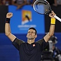 Novak Djokovic 直落三淘汰 David Ferrer 後晉級最終決賽