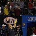Novak Djokovic 完成澳網三連霸