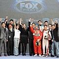 FOX SPORTS登台大成功