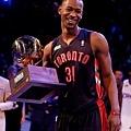 Terrence Ross 奪下灌籃大賽冠軍