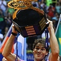 Rafael Nadal 直落二擊敗 David Nalbandian 拿下復出後首冠