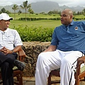 35.Charles Barkley 與高球天王 Tiger Woods