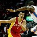 林書豪挑戰 Durant