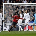 Real Madrid 1:1  Manchester United