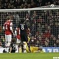 Arsenal 1:3 Bayern