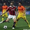 AC Milan 2:0 FC Barcelona