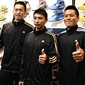 泰山高中 張銘峰、李漢昇 同學