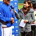 簡懿佳主播採訪謝長亨教練