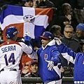 多明尼加擊敗荷蘭 晉級冠軍賽