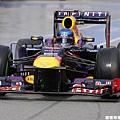 Sebastian Vettel 奪下 2013 F1 馬來西亞單站冠軍