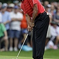 衛冕帕瑪高球賽冠軍 Tiger Woods重返球王寶座
