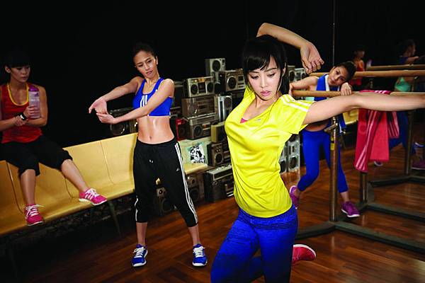 adidas x 蔡依林 adigirl熱力運動會2