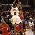 Kobe Bryant (23次)