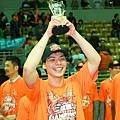 蔡文誠笑擁總冠軍戰MVP