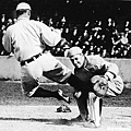1920 Ty Cobb(左)
