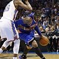 Carmelo Anthony vs. Kevin Durant