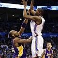 Kevin Durant (28.03) vs. Kobe Bryant (27.86)