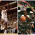 Allen Iverson (26.75) vs. Shaquille O'Neal (26.31)