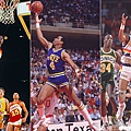 Dominique Wilkins (30.33) vs. Adrian Dantley (29.83) vs. Alex English (29.80)