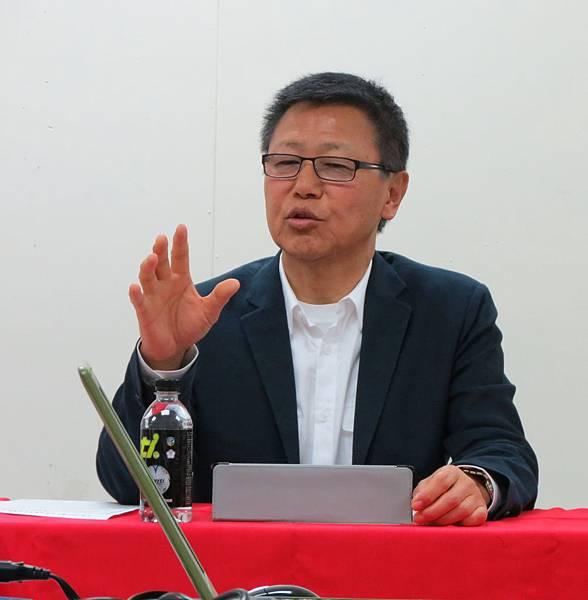 文弘宣認為經營在地球迷是成功之道