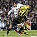 歐冠聯賽四強戰第二回合 皇家馬德里 2-0 多蒙特