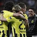 歐冠聯賽四強戰第二回合 皇家馬德里 2-0 多蒙特 多蒙特闖進決賽