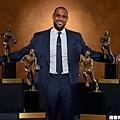 LeBron James 生涯第四度獲得例行賽 MVP