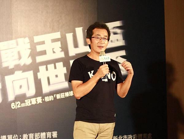 電影KANO監製魏德聖力挺台灣青棒  找回最單純的力量全力以赴