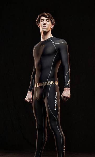 奧運歷史上獲得金牌數及總獎牌數最多的飛魚飛爾普斯在訓練實穿著UA專業運動裝備提升運動表現