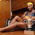 小威拿下法網女單冠軍