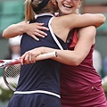 法網女雙冠軍