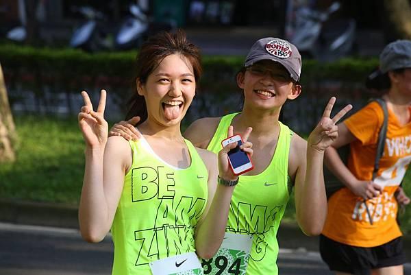 Nike連續三年舉辦全女生路跑,致力於激發更多女性對運動投入熱情