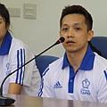 中華體操隊教練林育信