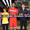 全球運動領導品牌adidas打造台灣全新旗艦店於台北東區商圈隆重開幕