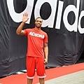 adidas忠孝旗艦店開幕特別邀請NBA年度新人王Damian Lillard來台擔任開幕剪綵嘉賓