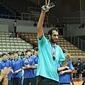 哈達迪榮獲大會MVP