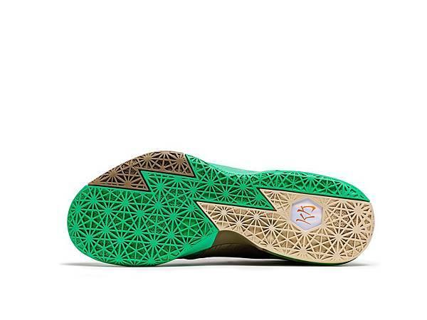 """Nike KD VI Bamboo外底後方更嵌入了一個中文字""""竹"""",賦予了鞋子靈魂"""