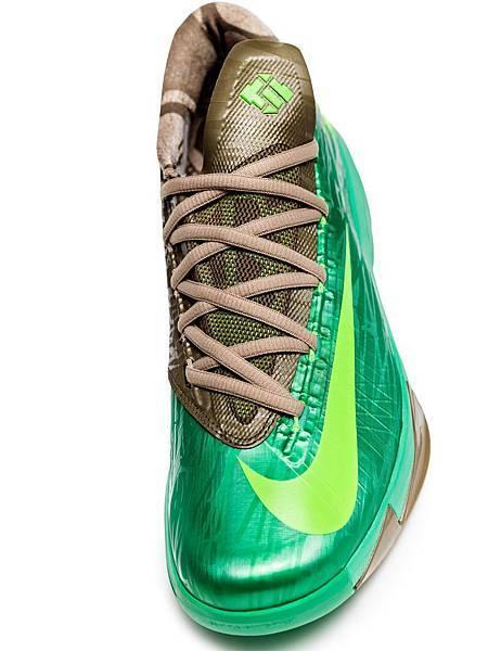 Nike KD VI全新鞋舌構造完美貼合腳背