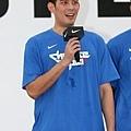 呂政儒:隊友及教練相互的鼓勵,是激勵他不斷努力的動力