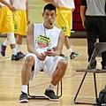 林書豪籃球訓練營結訓日