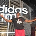 adidas 101 籃球公園開幕