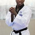 Nate Robinson嘗試跆拳道