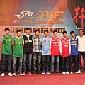 第十一季SBL選秀會所有獲選球員